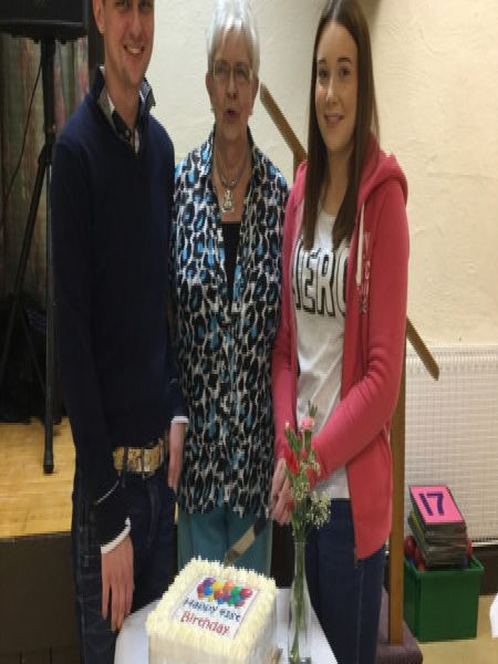 Broughshane Senior Citizens Celebrate 41st Anniversary
