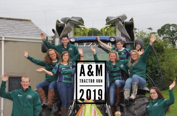 Annaclone and Magherally held their annual Tractor and Truck run 2019 on August 30 at the Boulevard Banbridge. Members pictured at the Club Hall