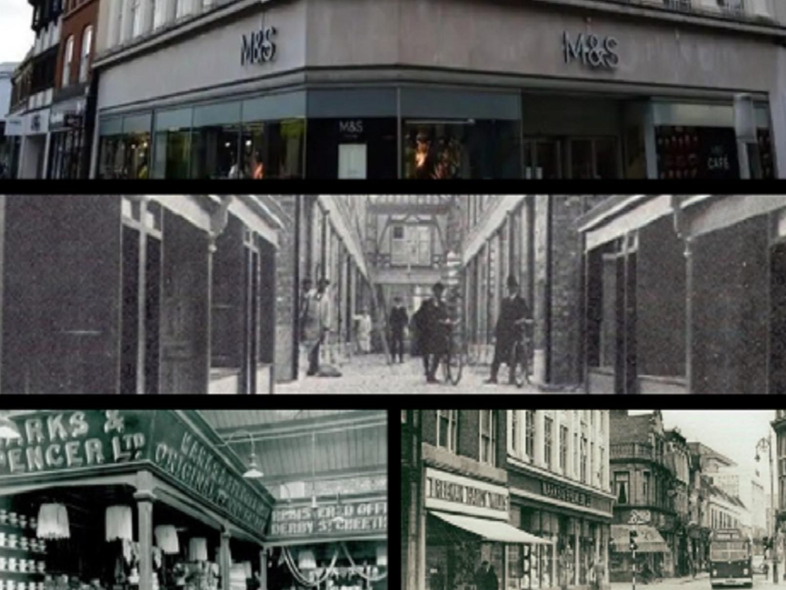 b0526c89d9 Amazing pictures show iconic 120-year-old Bedford Marks and Spencer store  down the years as closure looms