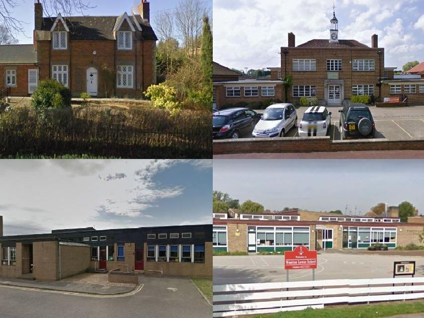 These are the ratings of every primary school in Bedford following recent inspections by Ofsted