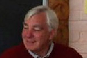 headshot of former RSSKL teacher Dennis McCarthy, taken from the school's homepage