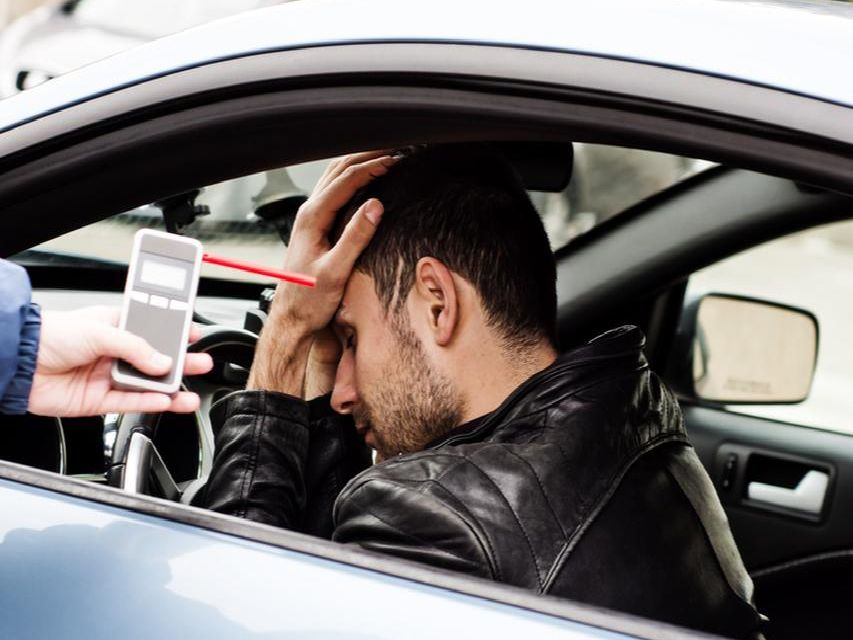 There areas have the highest rate of drink and drug driving convictions