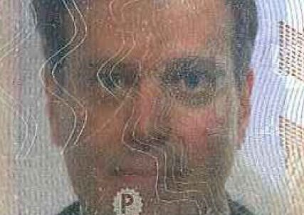 Do you know Umberto Macias Navari? Passport photo provided by Sussex Police