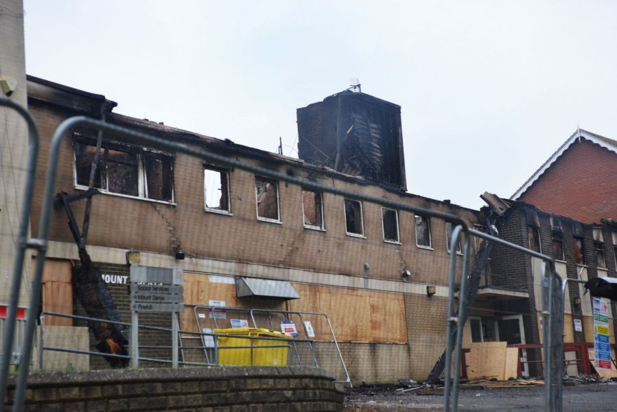 There have been four fires at the Mount Denys care home in the space of a month