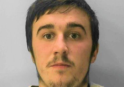Jake Wallace. Picture: Sussex Police