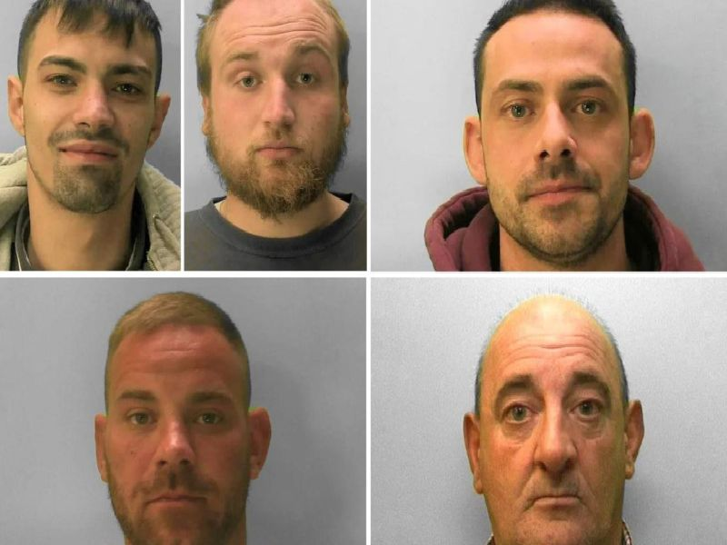 These people were jailed in Sussex