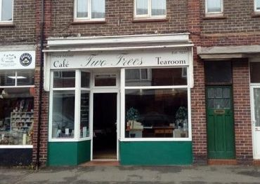 Two Trees Cafe (photo by Google Maps Street View)