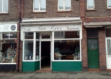 Two Trees Cafe (photo from Google Maps Street View)