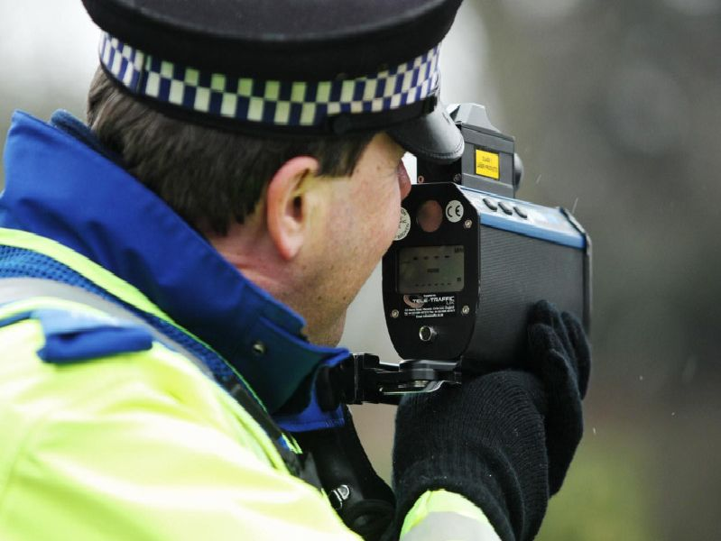 Bedfordshire speeding crackdown locations