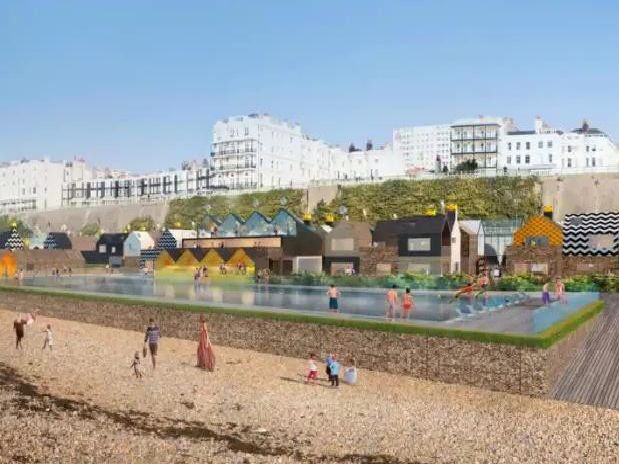 Outdoor Swimming Pool To Open On Brighton Seafront Brighton And Hove Independent