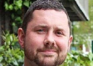 Councillor Phelim MacCafferty, convenor of the Green Group on Brighton and Hove City Council