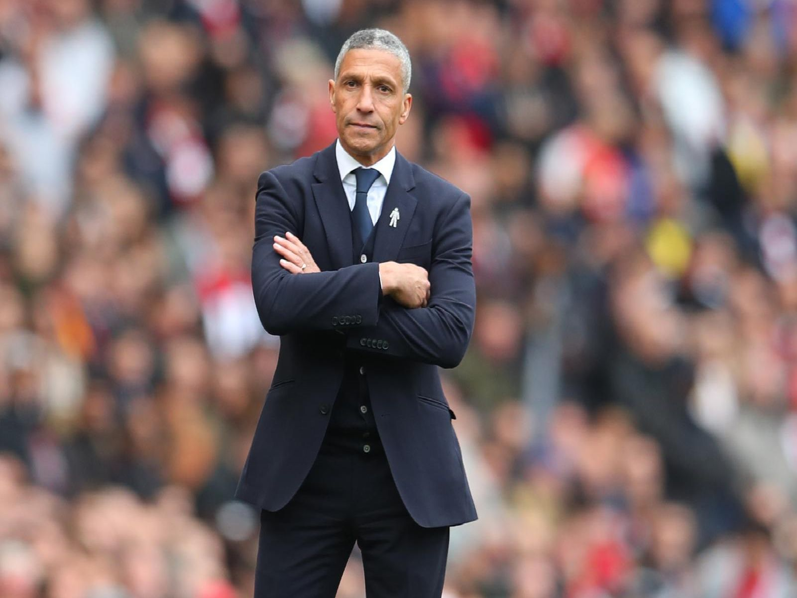 Chris Hughton's Brighton career in numbers.