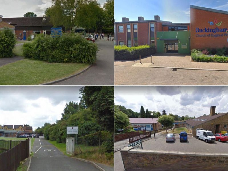 These are the oversubscribed primary schools in Aylesbury.