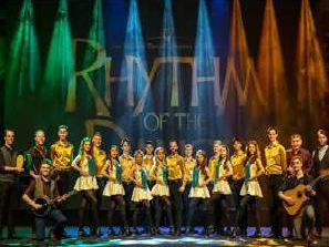 Photo of a previous Rhythm of the Dance performance