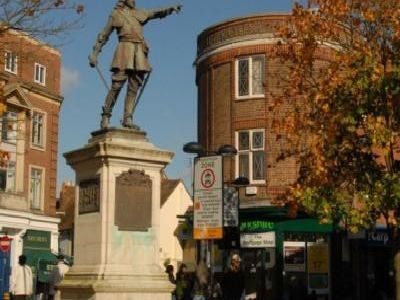 Here are some of Aylesbury Town Centre's crime hotspots
