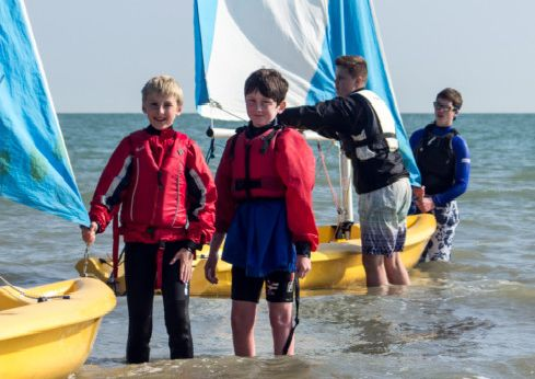 Sailing: Solo success - then clubs draw a crowd - Chichester Observer