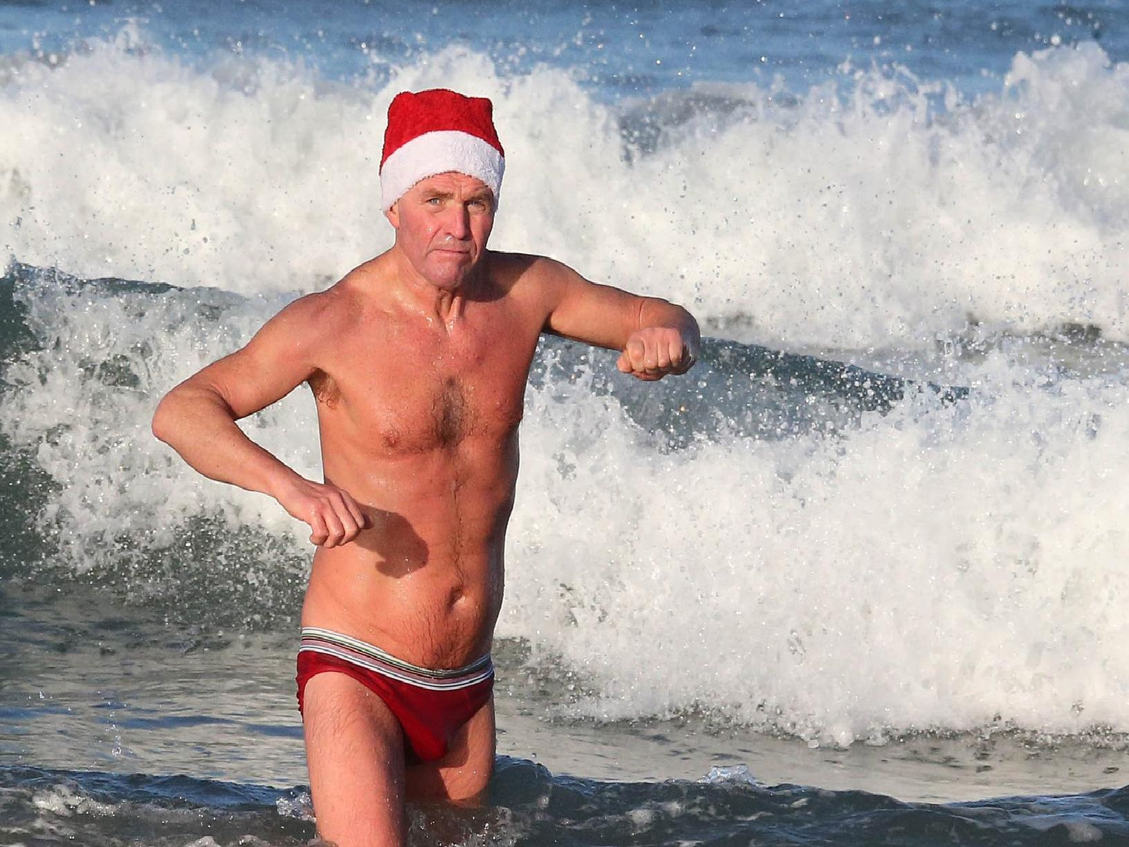 Santa Dash gets off to a strong start