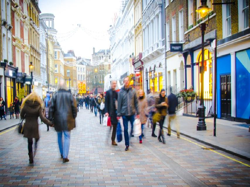 More than 1,200 high street stores closed during the first half of 2019