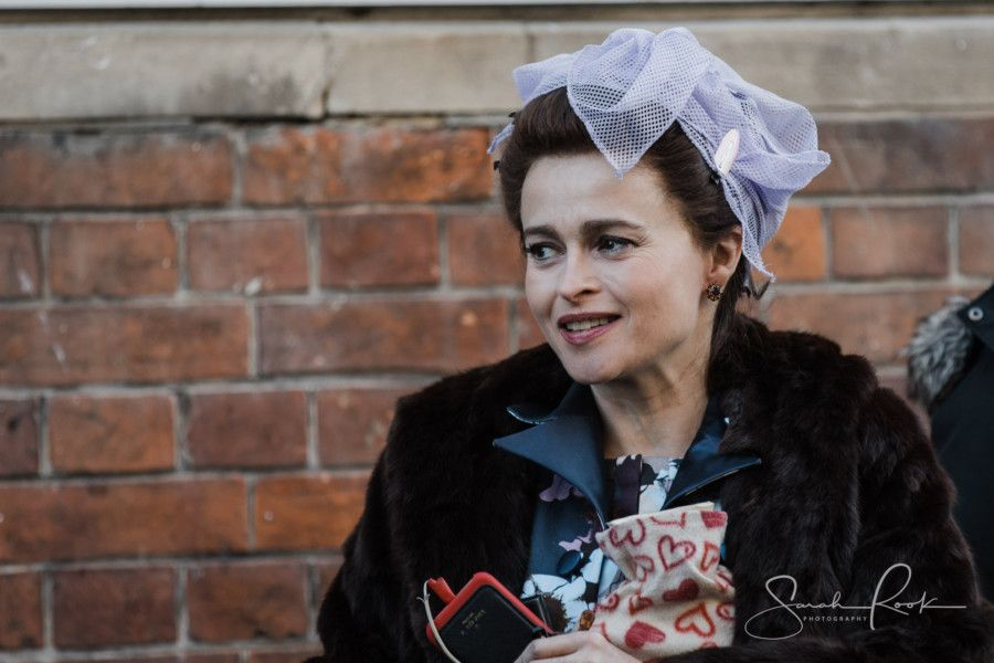 The Crown filming in Rye. Photo by Sarah Rook Photography. SUS-190123-121917001