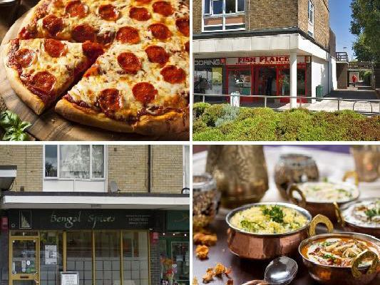 9 Of The Best Takeaways In Crawley According To Just Eat