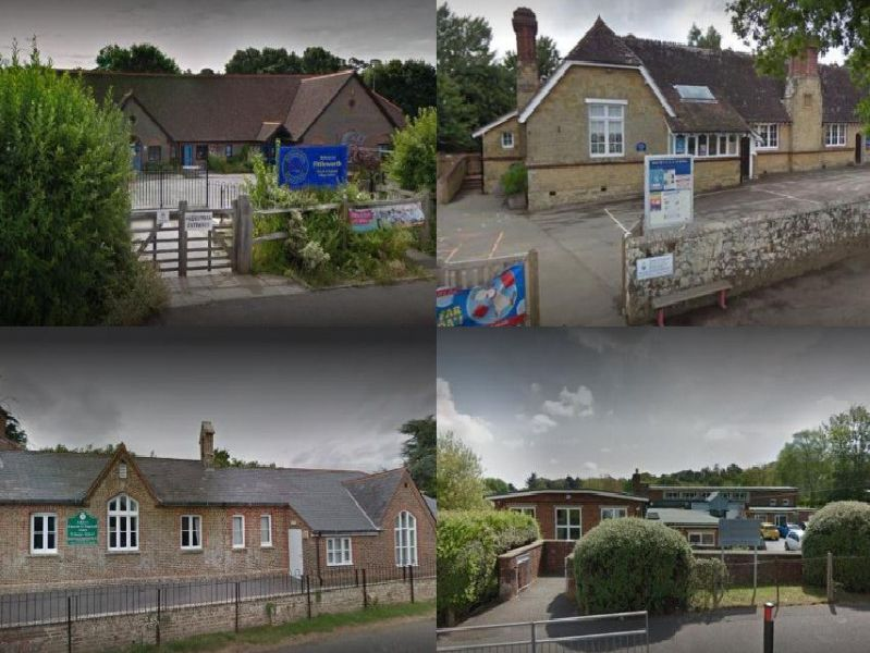 These are the ratings of every primary school in West Sussex following inspections by Ofsted this year