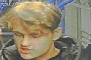 British Transport Police want to trace this man SUS-191012-120856001