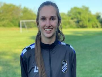 Eimear Reddin from Inishowen has been appointed as a coach at Everton America.