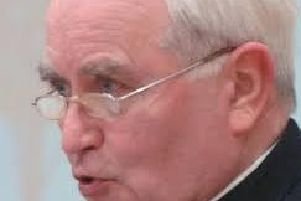 Bishop Séamus Hegarty: A life