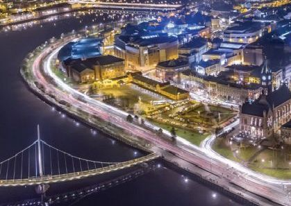 'Tangible progress' on Derry's growth plan
