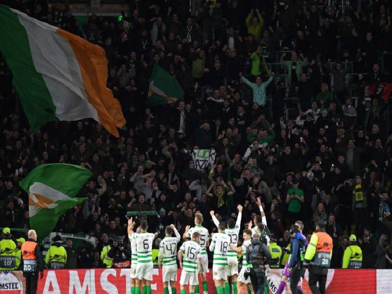 This is where Celtic will finish in the Scottish Premiership this season - according to Football Manager 2020
