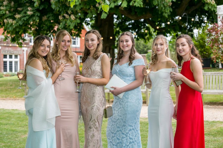 Bede's leavers' ball 2019