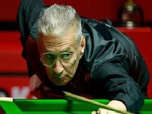 Tony Drago will play in an Exhibition at the Glastonbury Snooker Club on Saturday. Picture courtesy of Richard Barnicoat