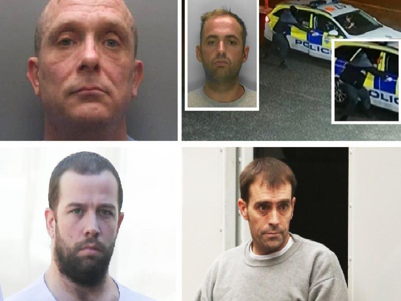 Our newspapers have reported on a range of crimes this year, from murders to multi-million pound fraud