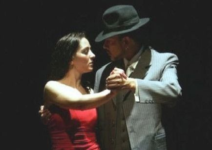 Argentine Tango, review: Opus Theatre, Saturday, September 7