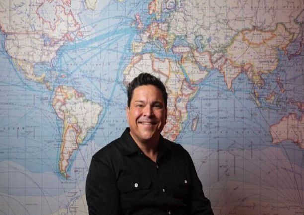 Dom Joly talks about his adventures in the danger zone at White Rock Theatre