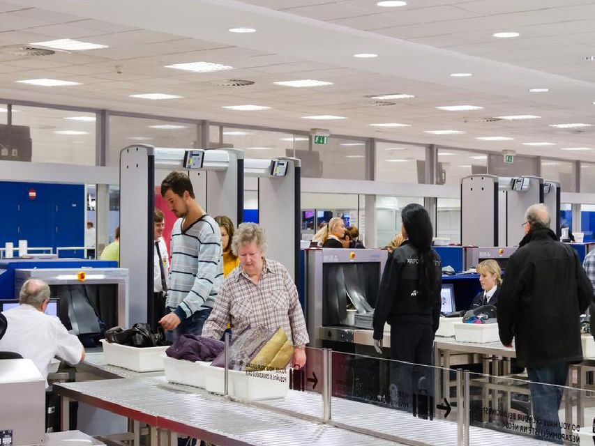 These are the worst airports in the UK for security delays