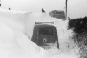 If you think weather is bad now, do you remember 1963