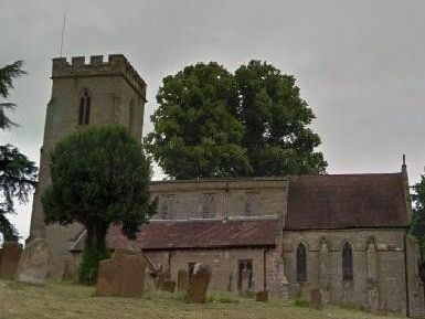 St Chads church in Bishops Tachbrook. Image courtesy of Google Maps.