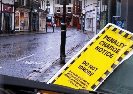 Some of the Louth Town Councillors believe the recent bad publicity of the county's parking wardens has been bad for the town.