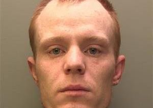 Wanted by police - Stephen Dent. EMN-190329-121505001