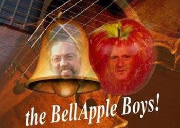 The BellApple Boys will perform in Louth on Wednesday (May 29).