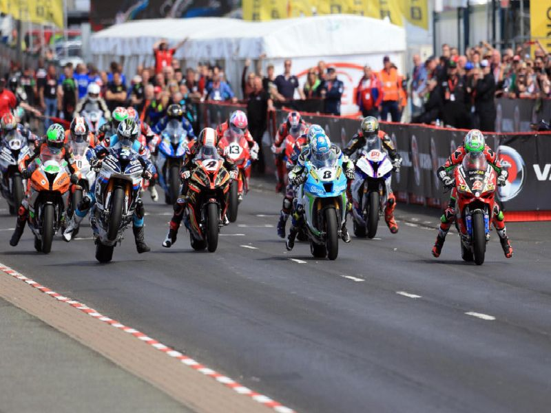The North West 200 takes place from May 14-18 this year.