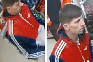 CCTV images released after car theft in Markyate