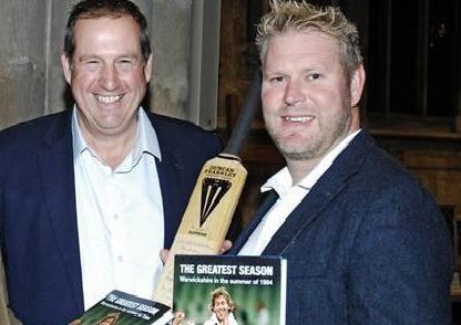 Matthew Hoggard will guest at Hickling CC fundraiser. Picture: Derek Whitehouse EMN-200225-121207002