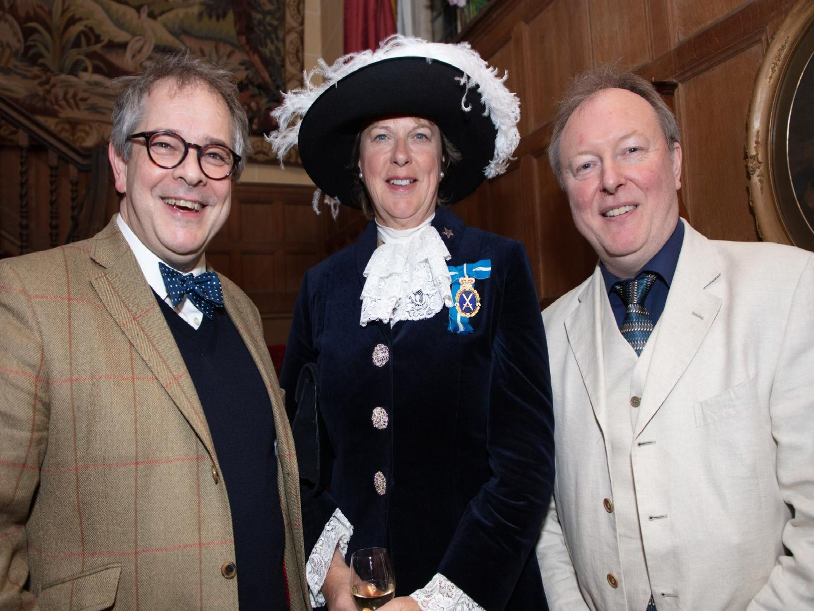 Rupert Toovey, Caroline Nicholls, High Sheriff of West Sussex and Andrew Bernardi