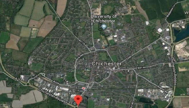 Chichester accidents