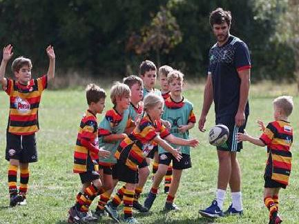 Harlequins rugby camps are always popular