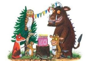 2019 marks the 20th anniversary of The Gruffalo story, which is loved by millions of children across the globe