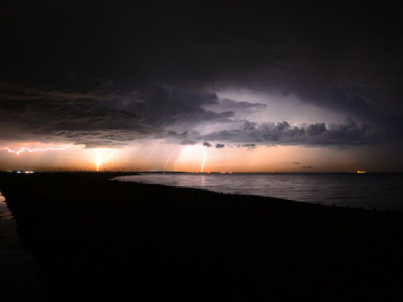 Jason Lockwood from Ninfield took this picture at Pett Level in Hastings
