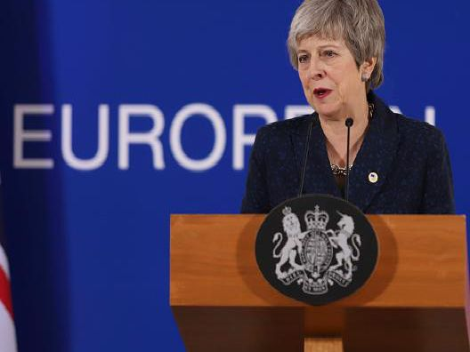 Theresa May has been embroiled in relentless Brexit turmoil